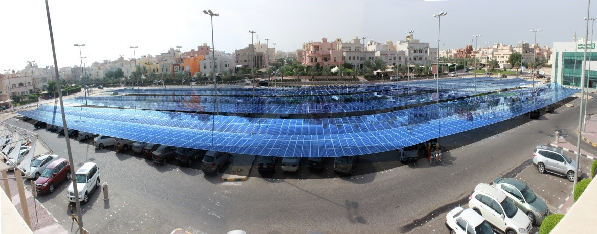 Solar energy project launched in Zahra CO-OP – Renewable energy eyed to meet growing demand