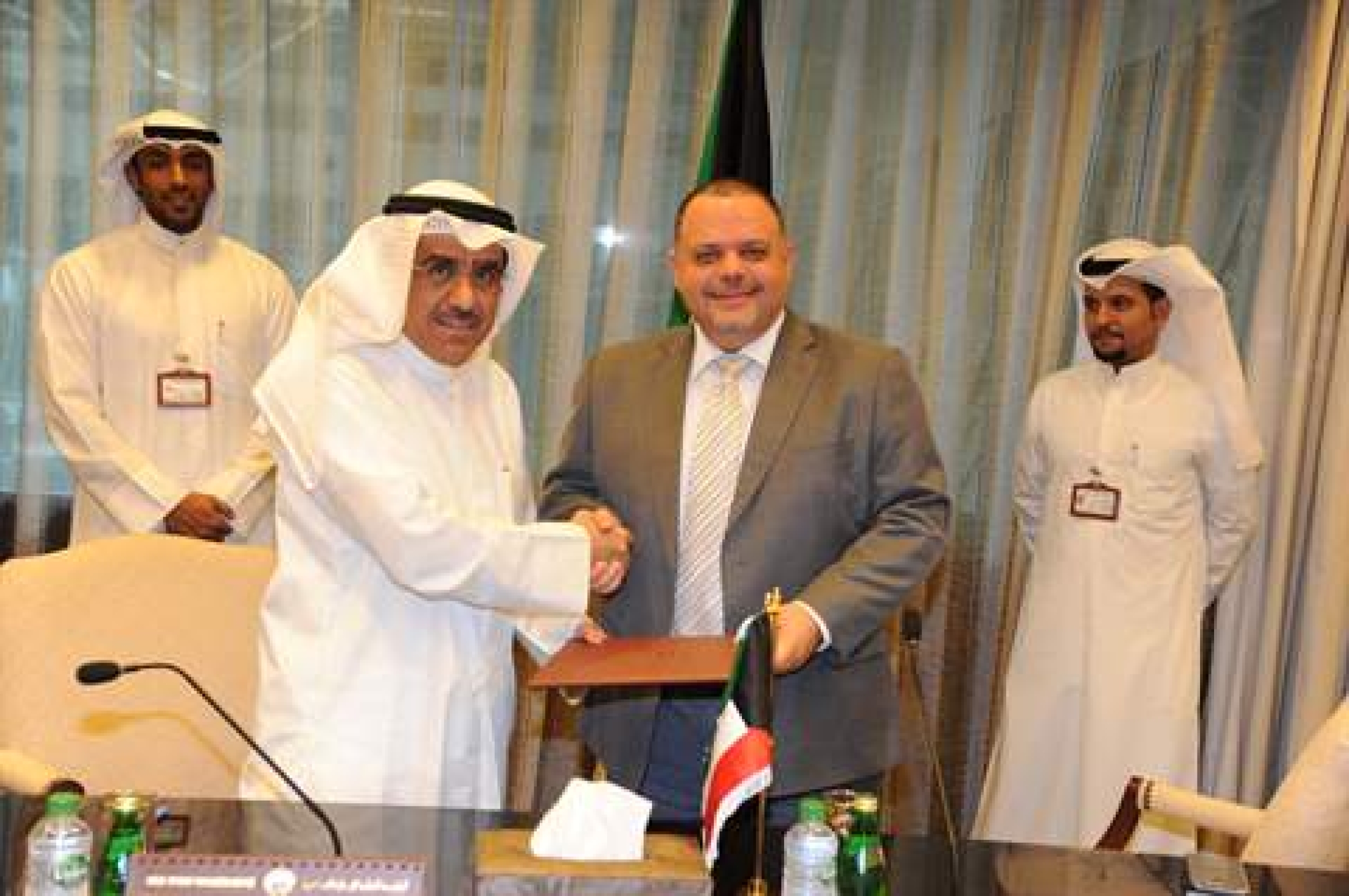 PAHW signed an agreement with NTEC to build and operate a Low Energy & Sustainable Kuwaiti house in Kuwait